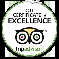 tripadvisor cert-of-excel