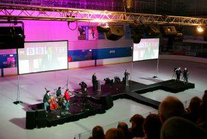 BBC Sports Awards 2013, Billingham Forum, Stockton. Picture by Dawn McNamara 05/02/14