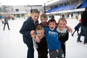 Group Bookings at Billingham Forum Ice Arena