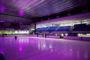 Forum Ice Arena Event