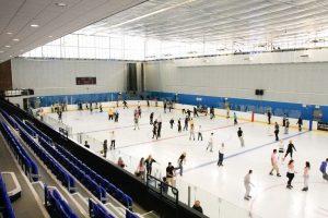Ice Arena Billingham Forum