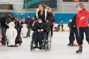 SNAPS Disability Skate at Billingham Forum