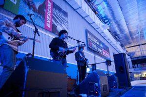 Live music at Billingham Forum Ice Arena