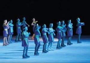Ice Skating Panto at Billingham Forum