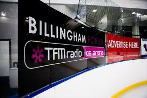 billingham forum ice arena sponsorship